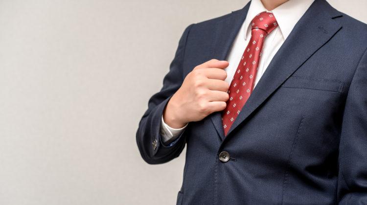 良いスーツとは、職業やシーンに合わせたスーツ