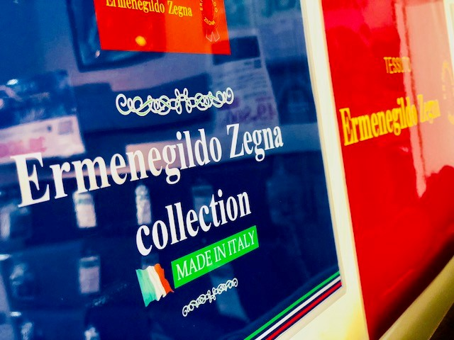 「Zegna Collection」