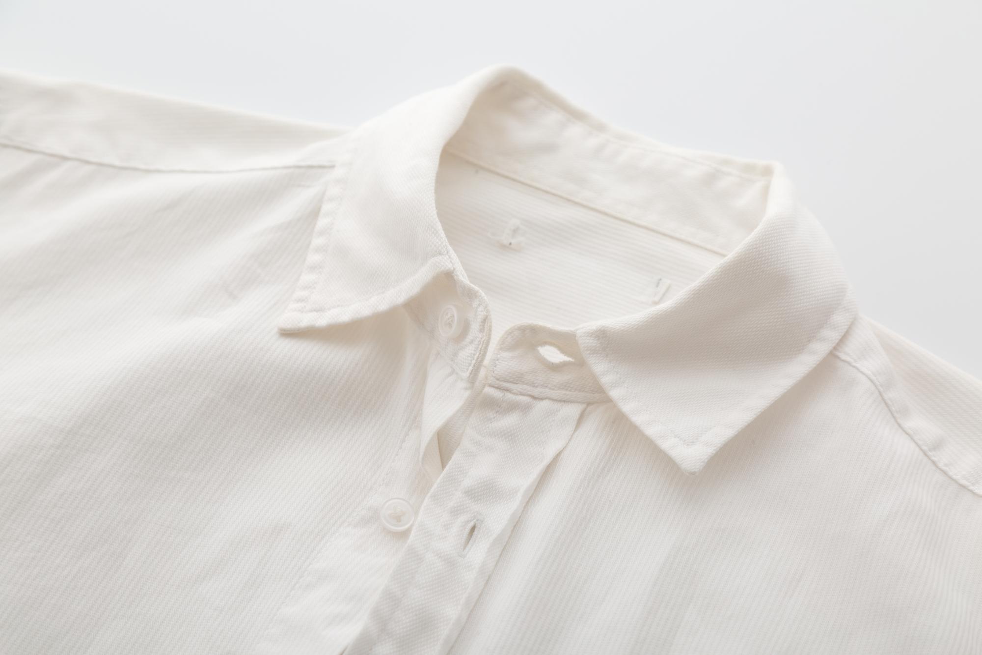 ワイシャツの黄ばみが落ちない!?頑固な汚れを落とす方法