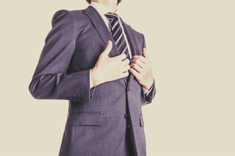 ビジネススーツとリクルートスーツの違い