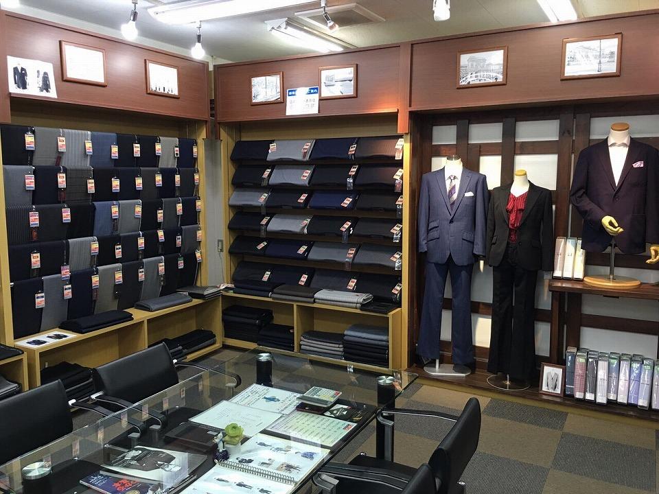 オーダースーツ DANKAN  店舗イメージ3