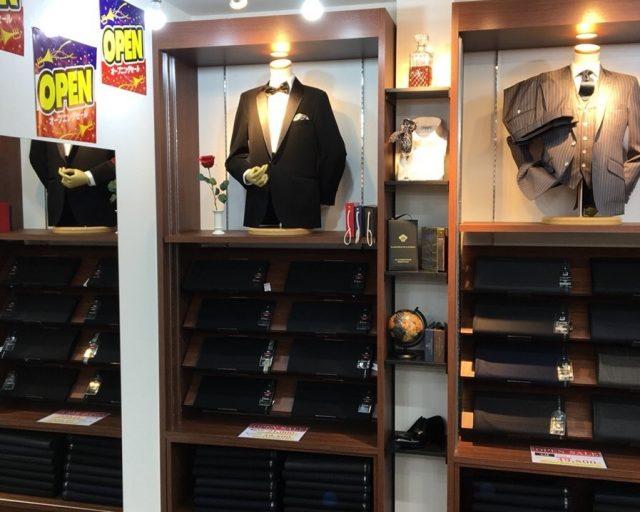 オーダースーツ DANKAN  店舗イメージ4