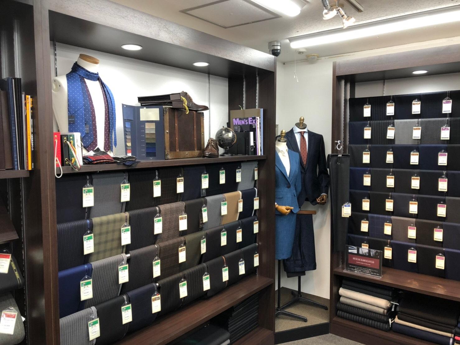 オーダースーツ DANKAN  店舗イメージ2